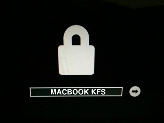 Mở ICloud Macbook, Xoá Password Macbook