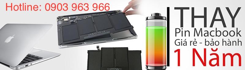 Thay PIN Macbook Lấy Ngay