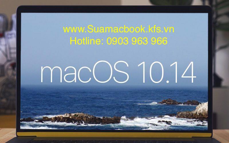 Cài Đặt Phần Mềm Macbook